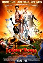 Постер Луни Тьюнз: Cнова в Деле, Looney Tunes: Back in Action