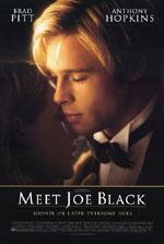 Постер Знакомьтесь, Джо Блэк, Meet Joe Black