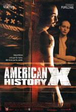 Постер Американская история Х, American History X