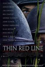 Постер Тонкая красная линия, Thin Red Line, The