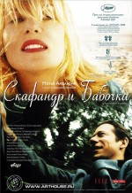 Постер Скафандр і метелик, Diving Bell and the Butterfly