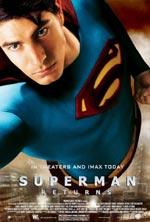 Постер Супермен повертається, Superman Returns