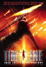 Постер У пастці часу, Timeline