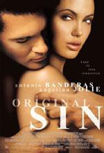 Постер Соблазн, Original Sin