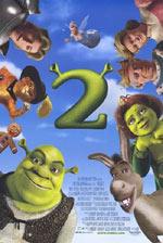 Постер Шрек 2, Shrek 2