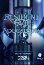 Постер Оселя Зла 2: Апокаліпсіс, Resident Evil: Apocalypse