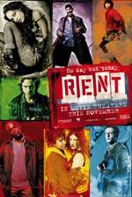 Постер Рента, Rent