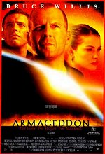 Постер Армагеддон, Armageddon