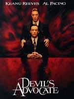 Постер Адвокат дьявола, Devil's Advocate