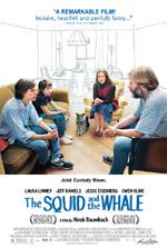 Постер Кальмар и кит, Squid and the Whale, The