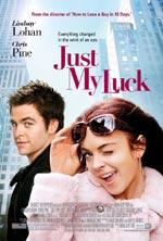 Постер Поцілунок невдахи, Just My Luck