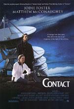 Постер Контакт, Contact