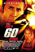 Постер Викрасти за 60 секунд, Gone in 60 Seconds