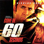 Постер , Gone in 60 Seconds