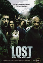 Постер Остаться в живых, Lost