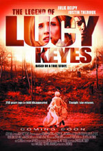 Постер Легенда о Люси Кейз, Legend of Lucy Keyes, The