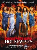 Постер Відчайдушні домогосподарки, Desperate Housewives