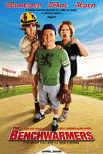 Постер Запасные игроки, Benchwarmers, The