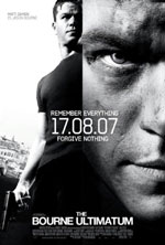 Постер Ультиматум Борна, Bourne Ultimatum, The
