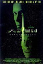 Постер Чужий 4: Воскресіння, Alien: Resurrection