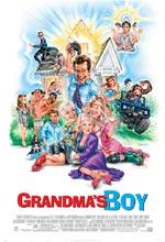 Постер Мальчик на троих, Grandma's Boy