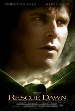 Постер Спасительный рассвет, Rescue Dawn