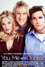 Постер Он, я и его друзья, You, Me and Dupree