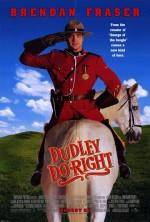 Постер Дадлі Справедливий, Dudley Do-Right