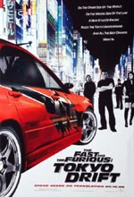 ������ �������� ������: ��������� �����, Fast and the Furious: Tokyo Drift, The