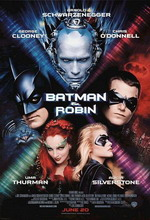 Постер Бетмен і Робін, Batman & Robin