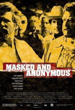 Постер Шоу століття, Masked & Anonymous