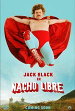 Постер Суперначо, Nacho Libre