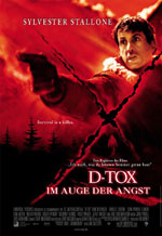 Постер Детоксикация, D-Tox