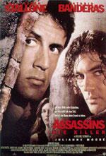 Постер Наймані вбивці, Assassins