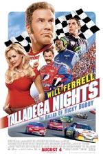 Постер Рікі Бобі: Король Дороги, Talladega Nights: The Ballad of Ricky Bobby