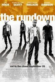 Постер Сокровище Амазонки, Rundown, the