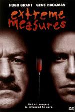 Постер Крайні заходи, Extreme Measures