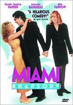 Постер Рапсодія Майамі, Miami Rhapsody