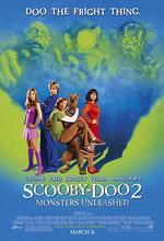 Постер Скуби Ду 2: Монстры на свободе, Scooby-Doo 2: Monsters Unleashed