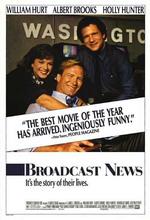 Постер Теленовости, Broadcast News