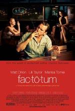 Постер Фактотум, Factotum