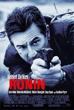 Постер Ронін, Ronin