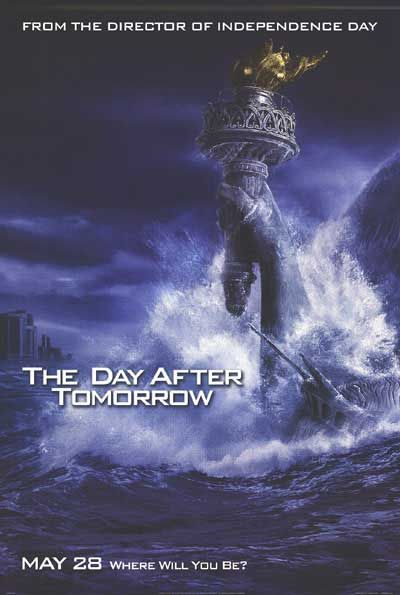 the day after tommorow impact on