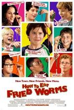 Постер Как есть жареных червяков, How to Eat Fried Worms