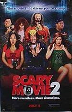 Постер Очень Страшное Кино 2, Scary Movie 2