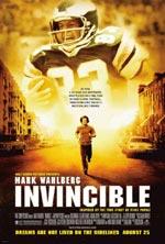 Постер Неприборканий, Invincible