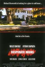 Постер Часы отчаяния, Desperate Hours