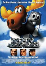 Постер Пригоди Роккі і Буллвінкля, Adventures of Rocky & Bullwinkle, The