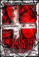 Постер Оселя зла, Resident Evil
