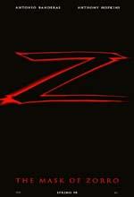 Постер Маска Зорро, Mask of Zorro, The